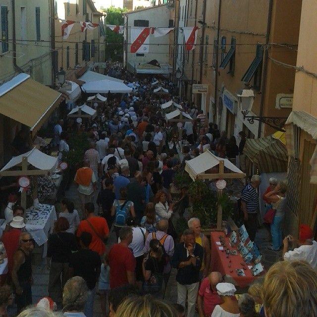 #ShareIG Napoleone a #RioMarina di nuovo :-) #elba200 #elba #isoladelba #bicentenario
