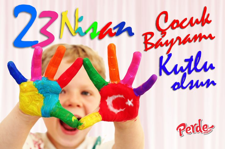 Tüm çocuk kalanlarımızın 23 Nisan Ulusal Egemenlik ve Çocuk Bayramını kutlarız :)  #yirmiüçnisan #çocukbayramı