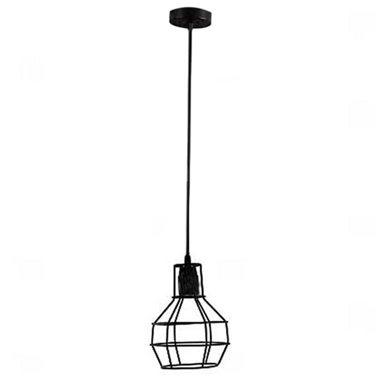 1000 ideas about lustre plafonnier on pinterest abat - Suspension metal industriel ...
