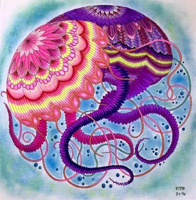 Kolorista: Jellyfishes