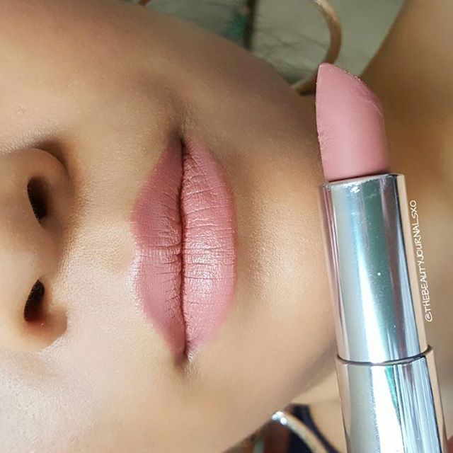 Maybelline Color Sensational Matte Lipstick in Daringly Nude