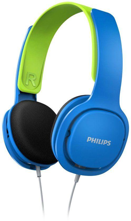 bol.com | Philips SHK2000 - Kids koptelefoon - Blauw | Elektronica