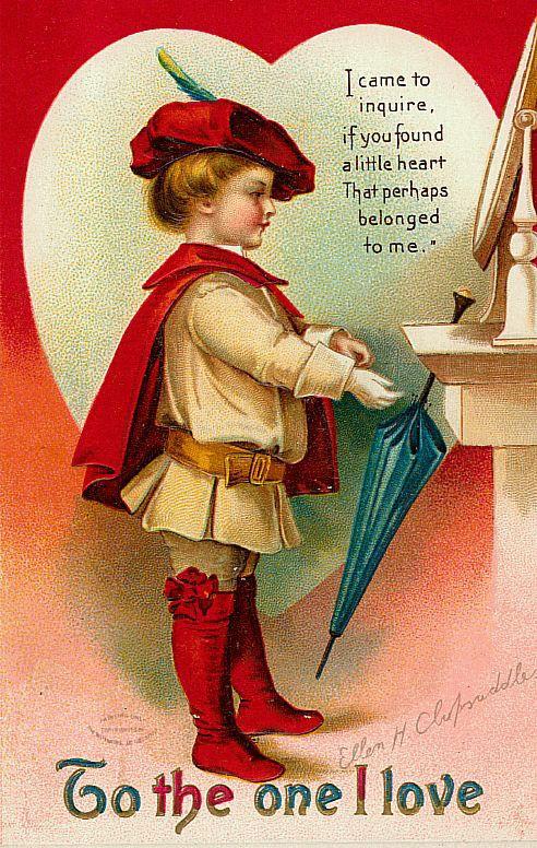 214 best images about Victorian Valentines – Victorian Valentine Card