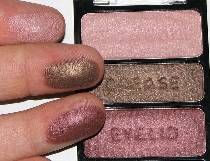Wet n Wild Knock on Wood eyeshadow trio