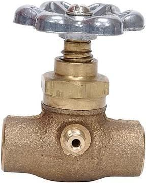 How To Check  Repair a Brass Plumbing Valve