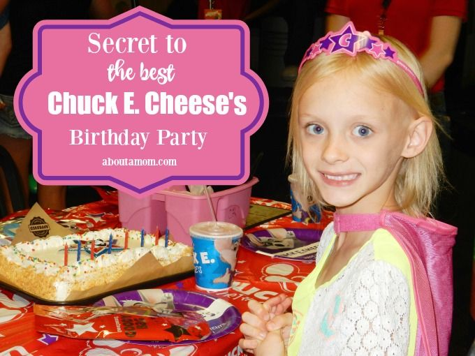 Planning and hosting a child's birthday party can be loads of work. Learn the secret to hosting the best Chuck E Cheese birthday party that is stress-free and tons of fun. #ad #ChuckECheese