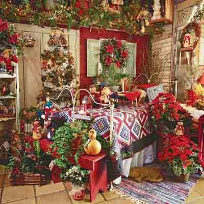 Christmas Room | 500 Piece Jigsaw Puzzle