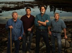 "Rick and Marty Lagina star in ""The Curse of Oak Island"" on the History Channel."