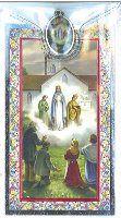 Our Lady of Knock Medal & Novena Prayer Card