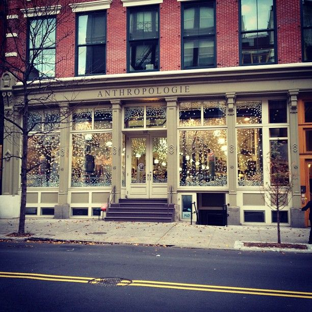 Anthropologie New York Travelling Pinterest New