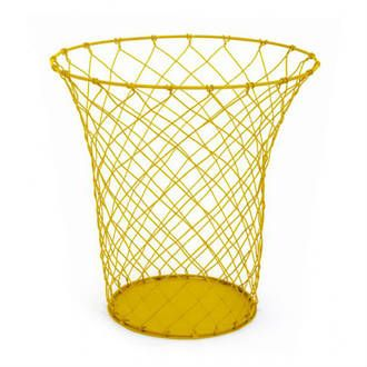 Wire waste basket large $45 - Perch Home