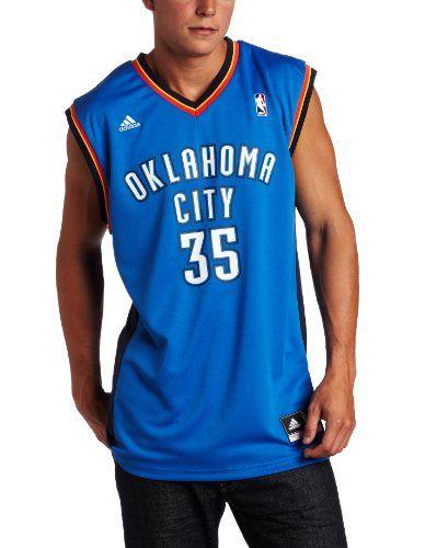 NBA Oklahoma City Thunder Kevin Durant Road Replica Jersey Blue - http://sportsfanplayground.com/9292-3203999011-B005IZWQMW-NBA_Oklahoma_City_Thunder_Kevin_Durant_Road_Replica_Jersey_Blue.html