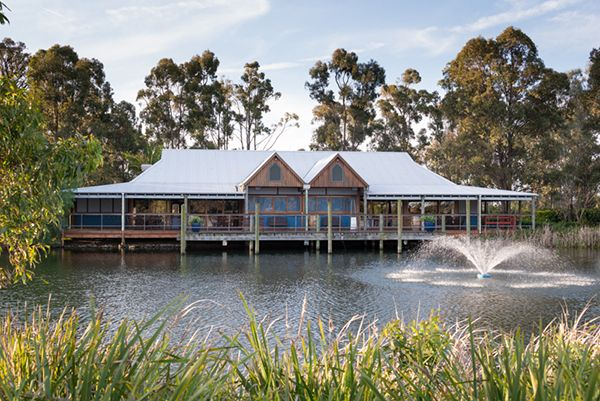 Tamburlaine Organic Winery offers this beautiful setting for your dream Hunter Valley wedding.
