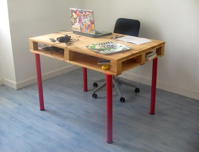 cheapest-functional-pallet-desk-design-ideas-recycle-wooden-pallets-project-plans-and-tips