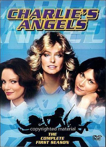 『チャーリーズ・エンジェル』(Charlie's Angels)は、1976年から1981年にかけてアメリカのABCネットワークで放映された1時間枠のテレビドラマ。日本では、『地上最強の美女たち! チャーリーズ・エンジェル』の邦題で、1977年から1982年にかけて、日本テレビ系列で放映された。出演者:ファラ・フォーセット・メジャース、ケイト・ジャクソン、ジャクリーン・スミス、他。