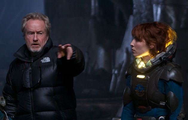 Ridley Scott Talks Alien: Paradise Lost | Movie News | Empire
