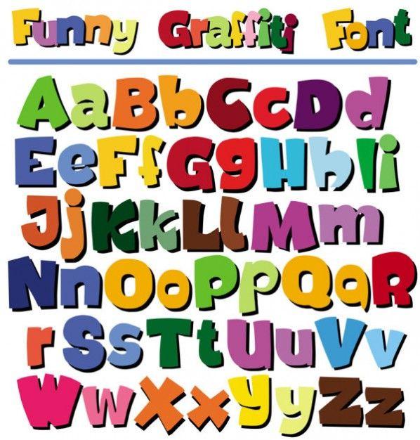 Imágenes del abecedario animado - Imagui