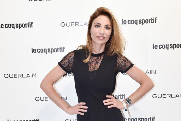 Ariane Brodier, le 31 mai 2017 à Paris.