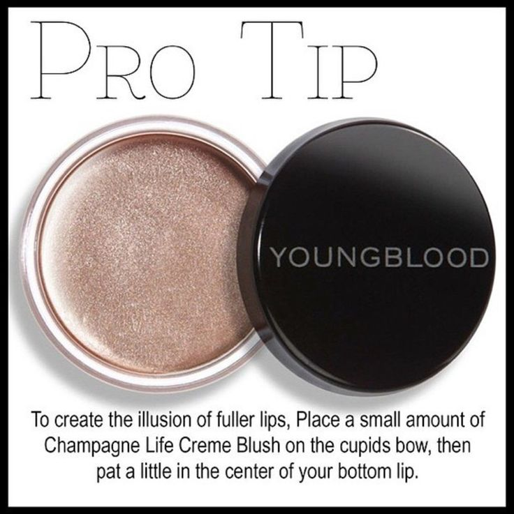 Great pro tip from @apotheca_beauty  How do you use your Youngblood Champagne Life Creme Blush? . . . #repost : @apotheca_beauty #love #amazing #protip #pro #mua #muatip #makeup #makeuptips #makeuplove #mineralmakeup #youngblood #youngbloodcosmetics #cosmetics