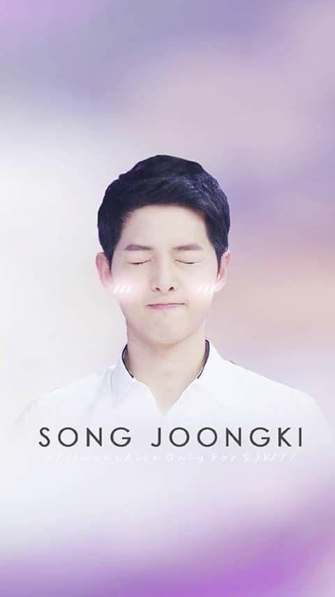SONG JOONG KI❤️ Oppa just being cute☺️