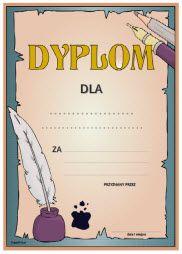 Dyplomy - SuperKid