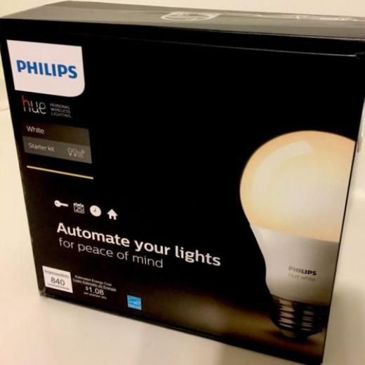 Philips New Hue Wireless White White/color Ambiance Starter Kit 455287 China No Wi-fi Zigbee