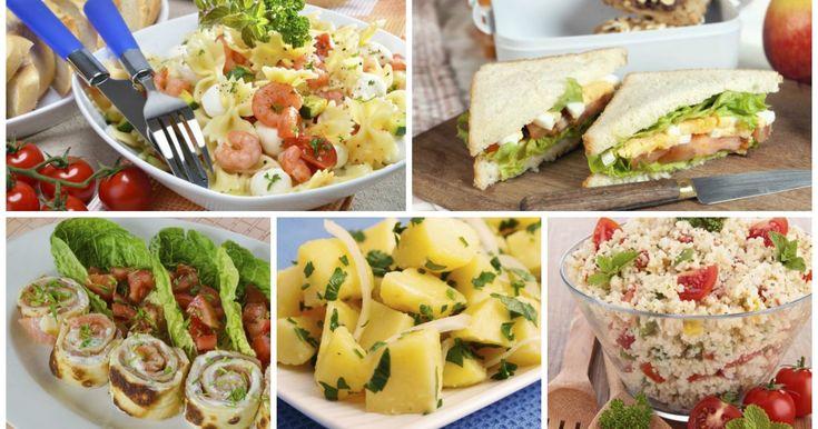 Lunch box: 10 ricette per il pranzo in ufficio pronte in 10 minuti