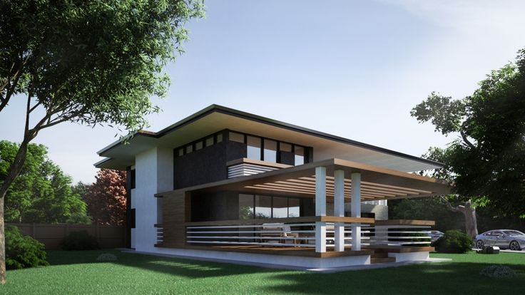 """""""LINE"""" HOUSE by NOVELTY AE"""