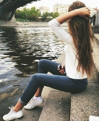 street style / casual summer outfit #street