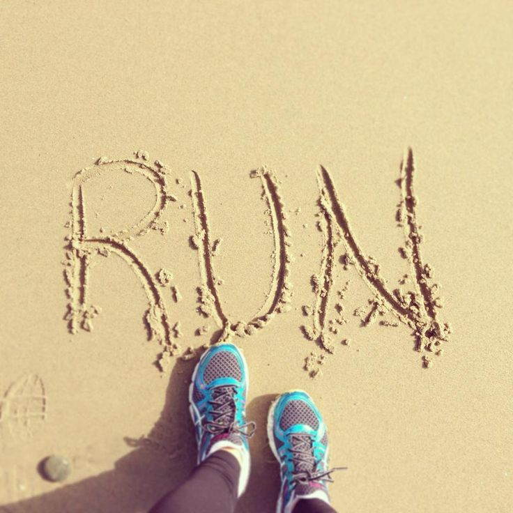 WORD. Who's taking their run to the beach this Summer?