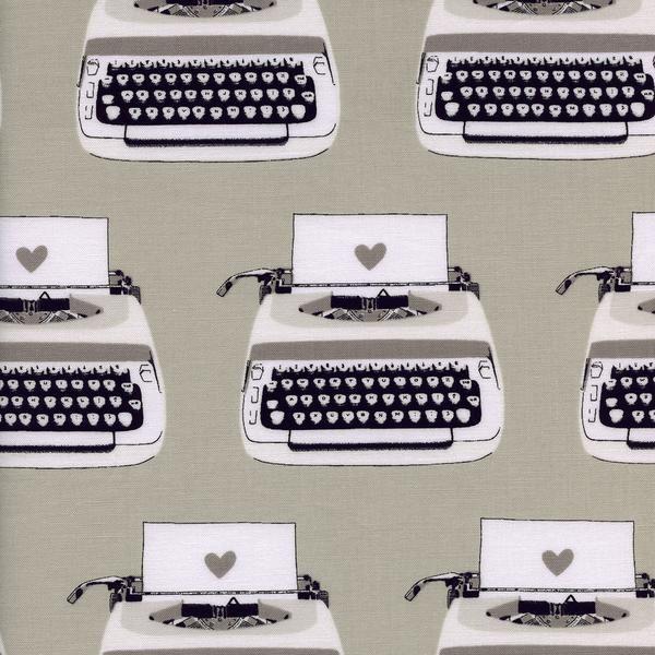 Black & White Typewriters