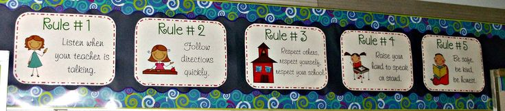 3rd Grade Thoughts: Whole Brain Teaching: Reciting the Rules on Friday