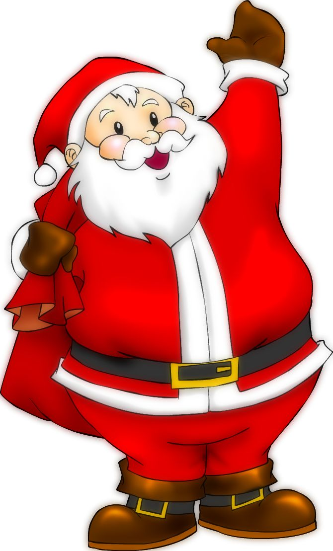 Santa Claus by RIPpler.deviantart.com on @deviantART