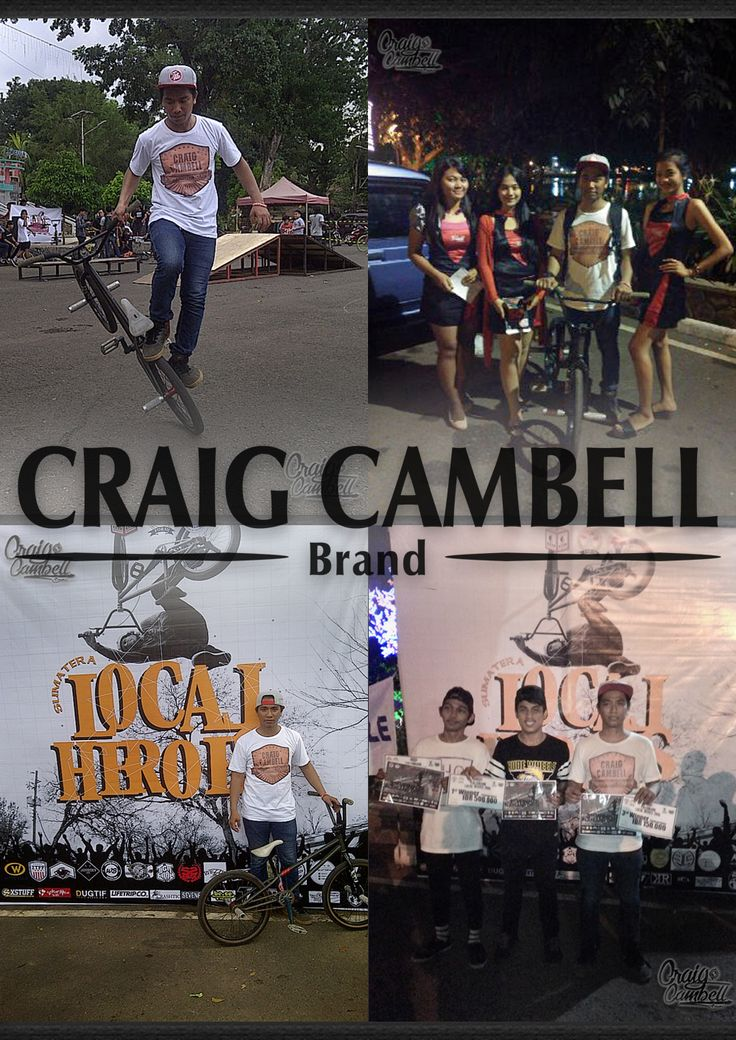 CRAIG CAMBELL Brand x LVL Ground BMX