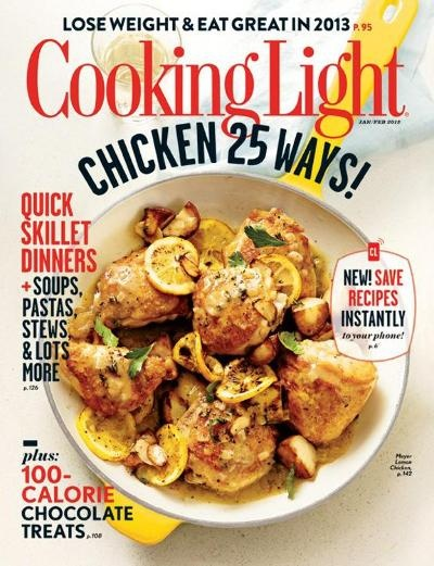125 best cookbooks magazines images on pinterest healthy food cooking light magazine forumfinder Gallery