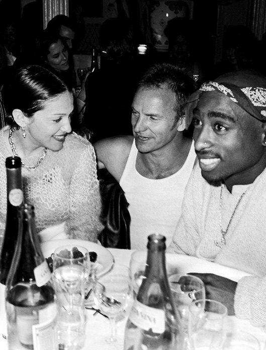 Madonna révèle sa liaison avec Tupac Shakur