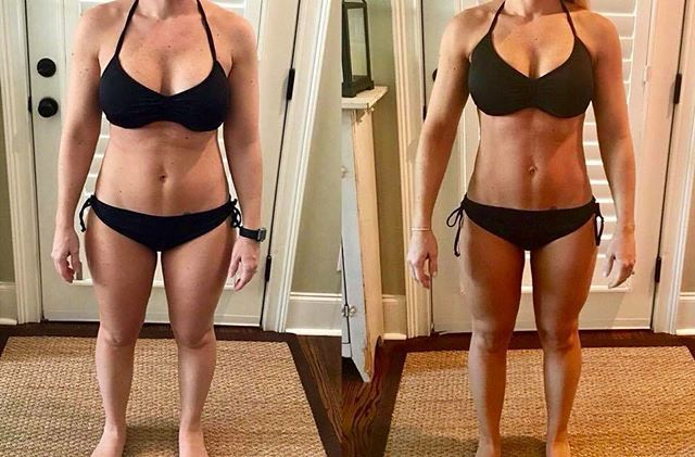 6 Week Shred Fitness Program Client Transformation  Get real