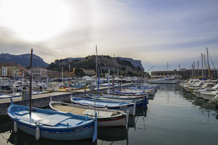 Cassis, test Samyang 14mm
