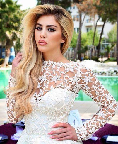 Foto: 2014/Bride Model:Laureta Maqedonci Valdrin Sahiti Official Artan ...