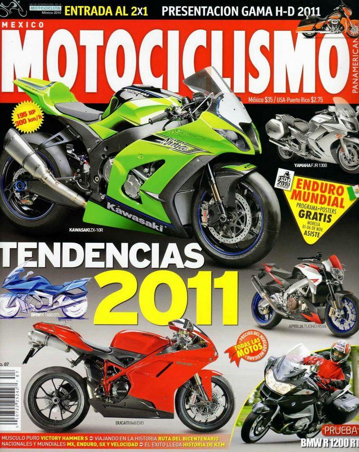 Revista Motocicilismo