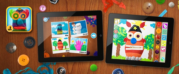 Puppet Workshop – Creativity App for Kids ‹ AppAbled.com
