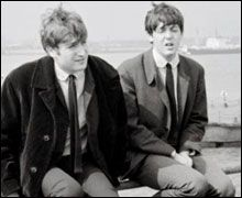 Lennon and McCartney - scouse dialect