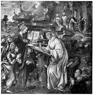 20 August - Feast Day - St. Bernard of Clairvaux Died in 1153 St. Bernard, Abbot and Doctor of the Church