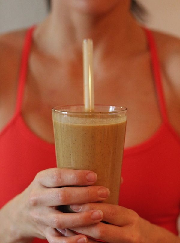PaleOMG Pumpkin Gingerbread Protein Shake, this lady is literally a genius, cannot wait to try this
