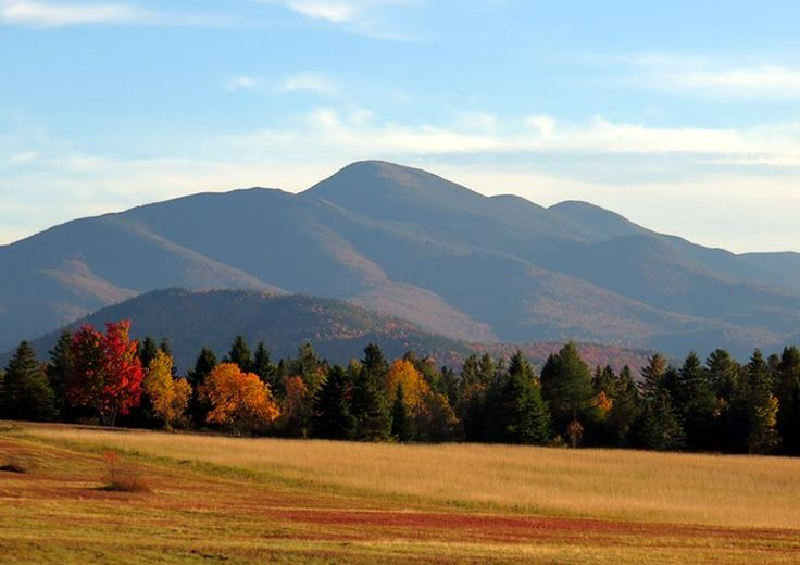 Stunning Mt. Marcy in the fall. Photo credit to Cathy Vitco. Click for more information about Mt. Marcy - the highest peak in New York State!