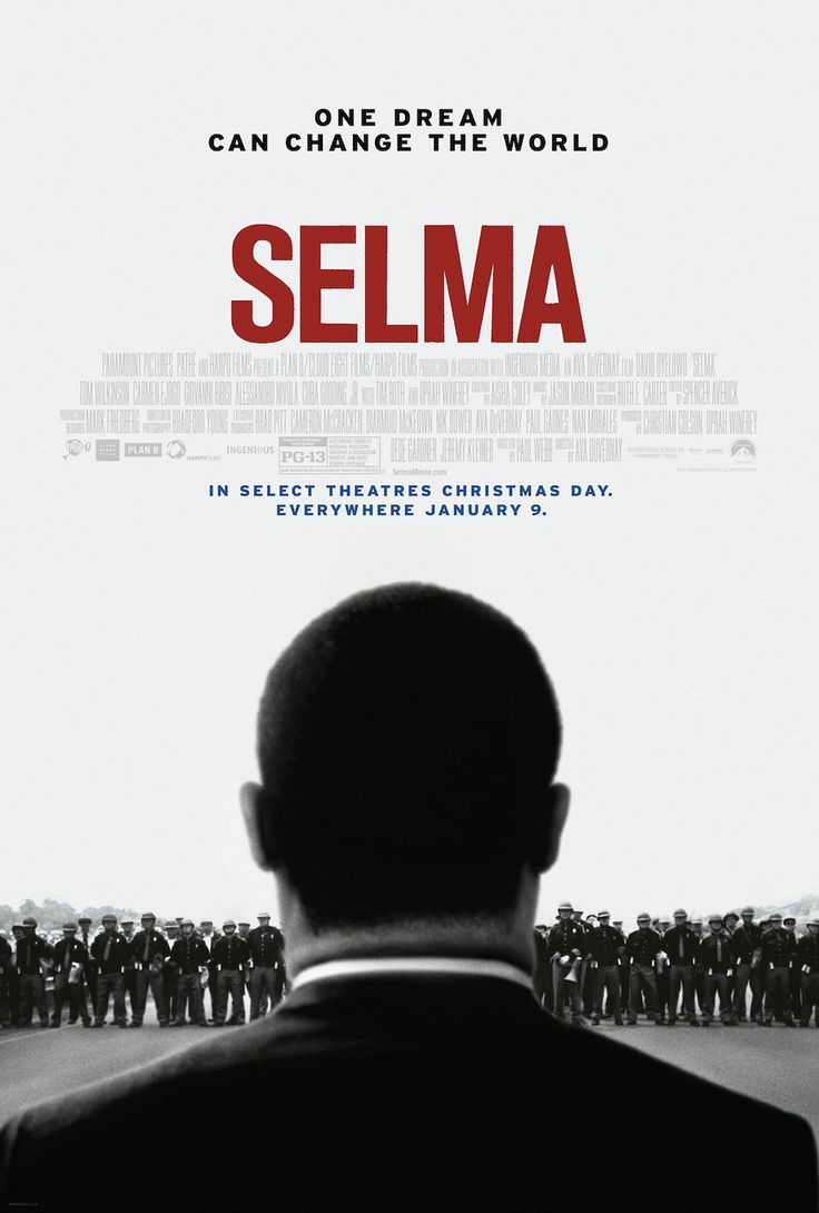 SELMA is Not Just Brilliant But Right On Time