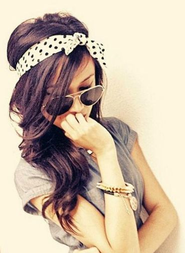 Bandana concepts: 10 cool Totally different Methods to Put on it