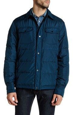 Spread Collar Jacket