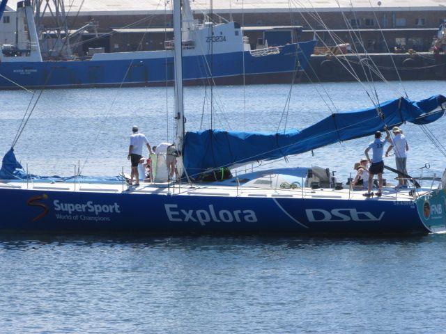 Cape to Rio 2014 - DSTV Explora