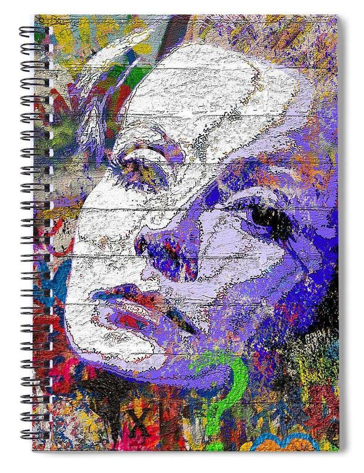 Garbo - Spiral Notebook
